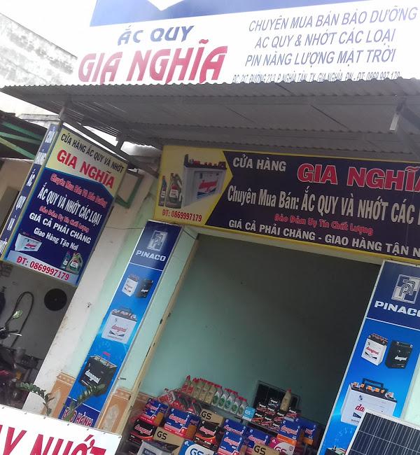 Đại lý ắc quy tại Đắk Nông