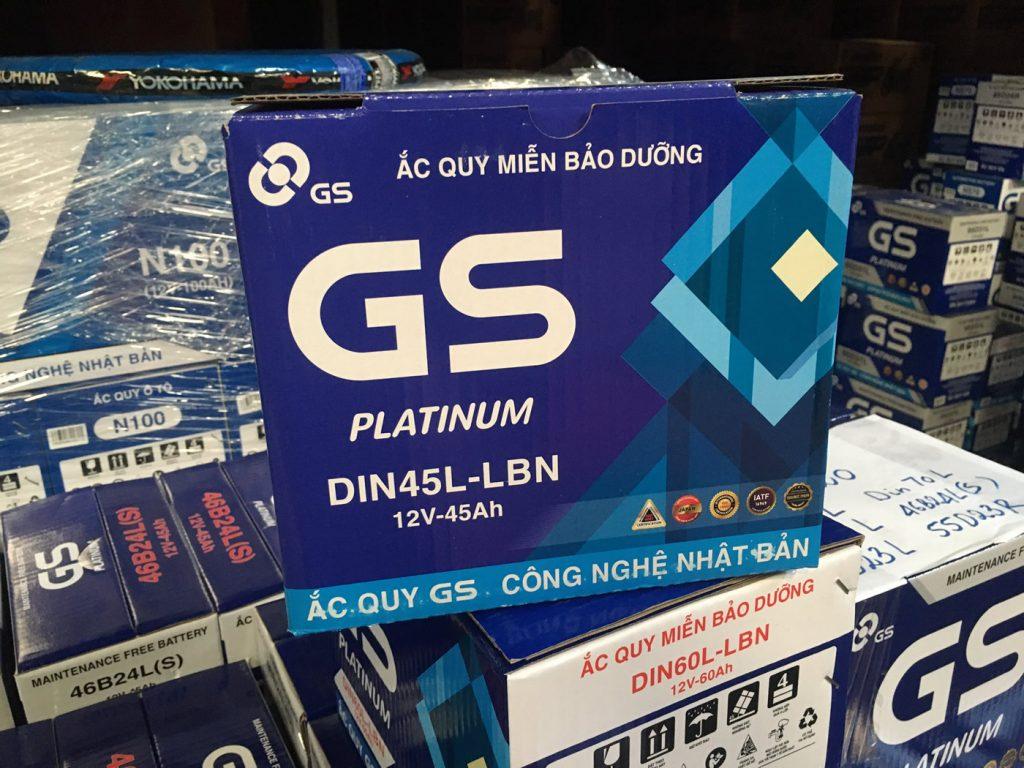 GS DIN45L