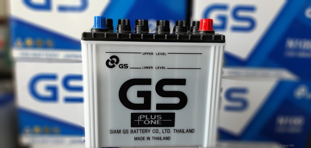 Ắc quy GS Q-85