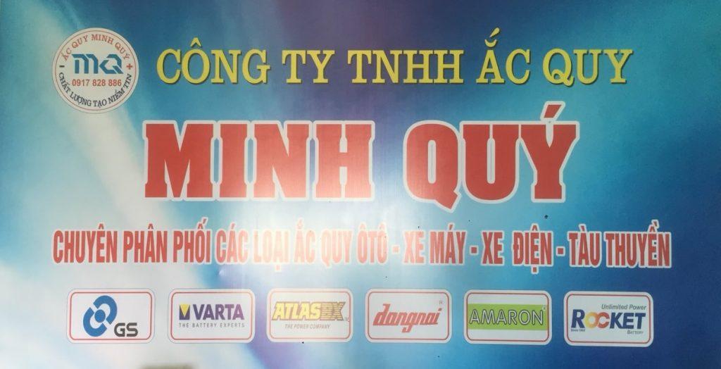 Đại lý ắc quy tại Nam Định