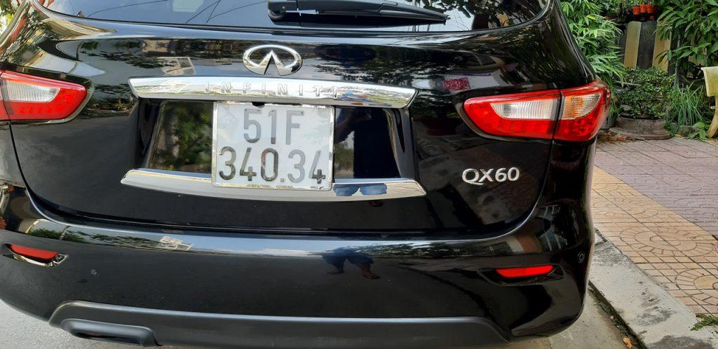 Nissan Infiniti QX60