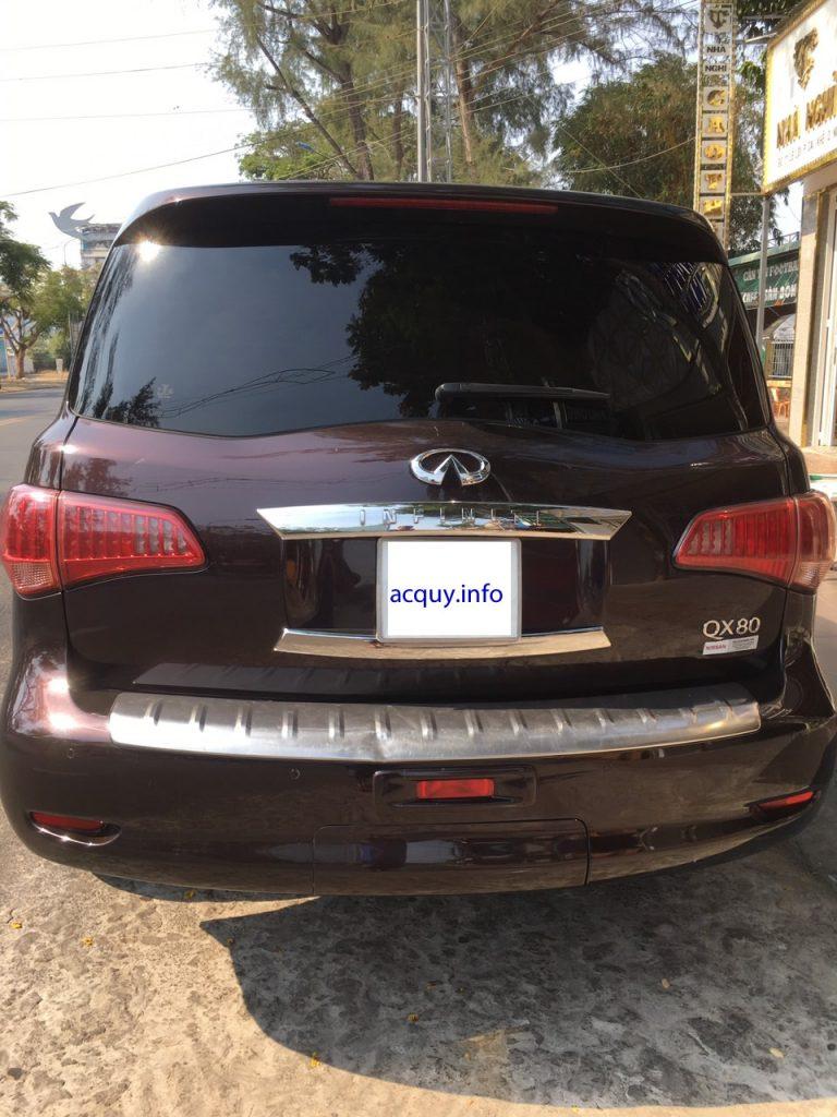 Nissan Infiniti QX80