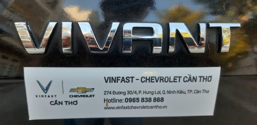 Chevrolet vivant Cần Thơ