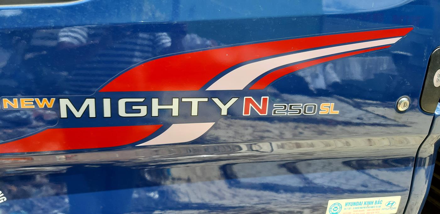 NEW MIGHTY N250-N250SL